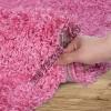Ковролин Шегги 11 розовый